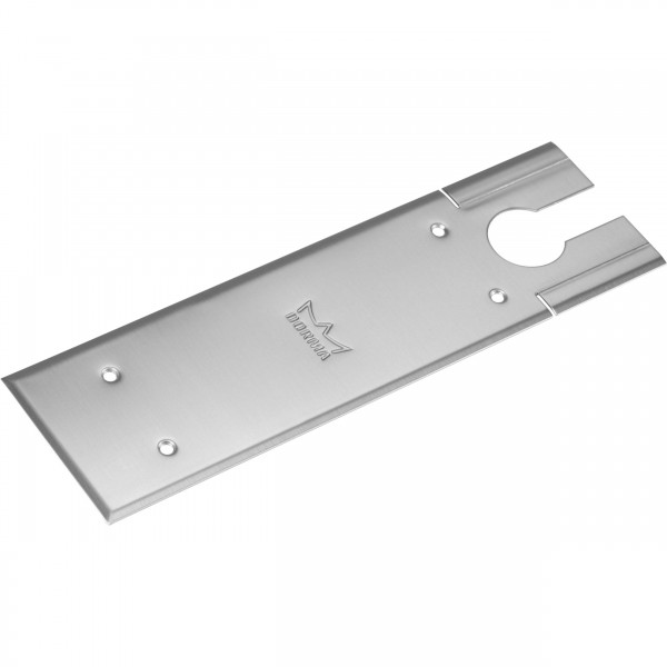 Dormkaba Universaldeckplatte für BTS 80 Bodentürschließer