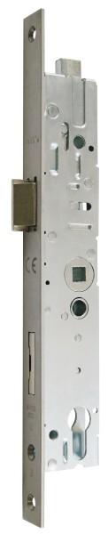 WSS Einsteckschloss Serie 100 mit Zusatzverriegelung, Funktion L+W