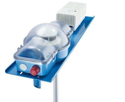 Hekatron Lüftungs-Rauchschalter-System Ausführung 230 V DIBt