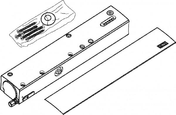 TS 5000 IS Türschließer ohne Gleitschiene und Hebel