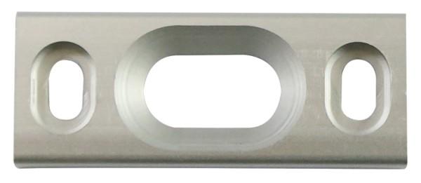 Schließplatte für 10 mm Rundstange