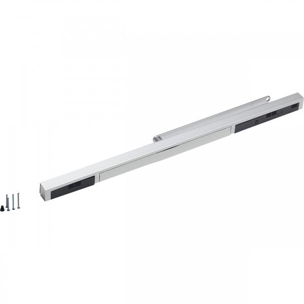 dormakaba Gleitschiene G-EMR 120° mit elektromechanischer Feststellung & Rauchmelder