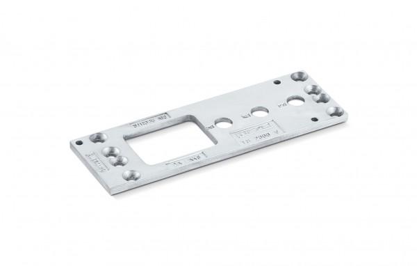 TS 2000 V Montageplatte für Türschließer