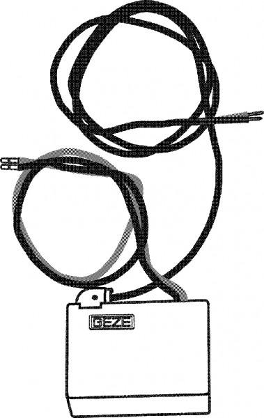 GEZE Stromversorgungsteil für RSZ 6